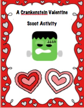 A Crankenstein Valentine Scoot Game