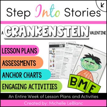 A Crankenstein Valentine Step Into Stories