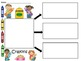 A+  Crayons... Three Graphic Organizers