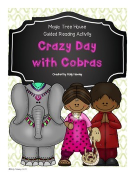 A Crazy Day With Cobras-The Magic Tree House Guided Readin