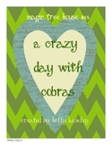 A Crazy Day With Cobras--Magic Tree House