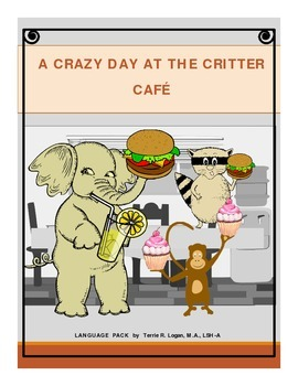 A Crazy Day at the Critter Cafe - Language Pack