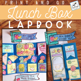 A Creative Book Report: The Lunch Lap Book For Any Novel #