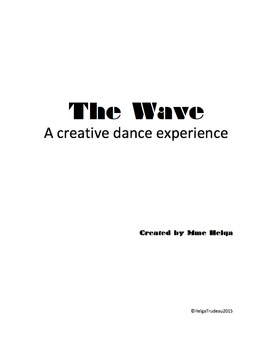A Creative Dance Experience - Une expérience de dance créative