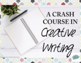 A Creative Writing Crash Course Booklet
