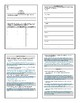 A Crush by Cynthia Rylant Lesson Plan, Worksheet and Key, Activities