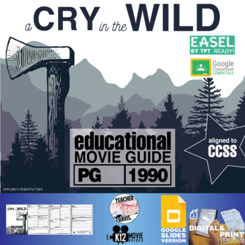 A Cry in the Wild Movie Guide - Based on Hatchet (PG - 1990)