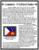 A Cultural Gumbo Louisiana DBQ (Document Based Questioning)