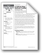 A Cultural Map: National Football League