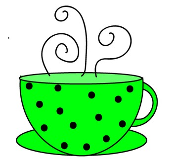 A Cup OF Tea Clipart Collection