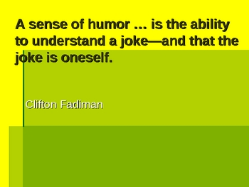 A Cup of Laughs