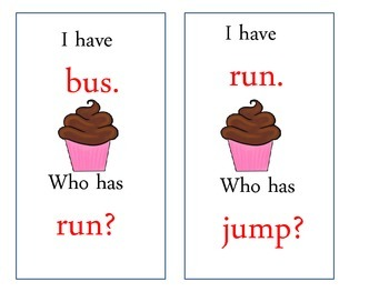 A Cupcake Party I Have Who Has (Journeys Common Core Reading Series)