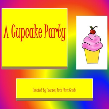 A Cupcake Party (Journeys Common Core Reading Series)