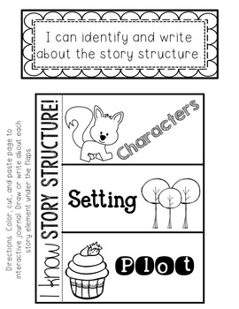 A Cupcake Party Journeys First Grade Print and Go Activities