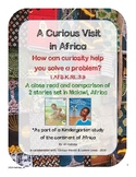 A Curious Visit In Africa - Close Read of 2 Stories from Malawi