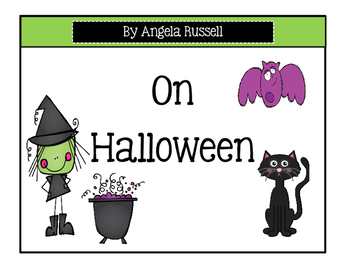 A Cute Halloween Book
