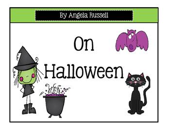 A Cute Halloween Book