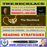 THE NECKLACE - STORY COMPREHENSION - TASKS AND EXERCISES