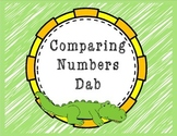 A Dab of Fun! Comparing Numbers.