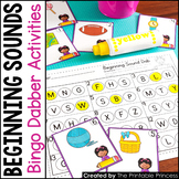 A Dab of Learning: Beginning Sounds Practice