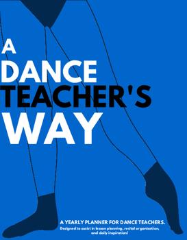 A Dance Teacher's Way (Cover)