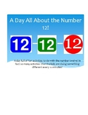 A Day All About the Number 12!