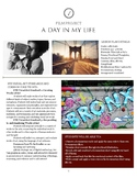A Day In The Life... Digital Storytelling