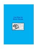 Brian's Return Complete Literature and Grammar Unit