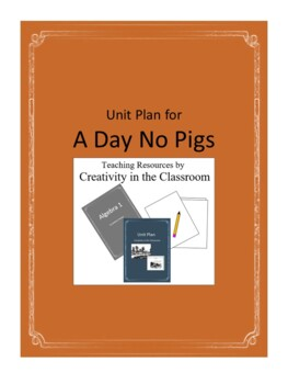 A Day No Pigs Would Die Novel Unit Plus Grammar