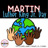 A Day To Celebrate Martin Luther King Jr.