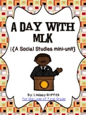 A Day With MLK {Social Studies Mini-Unit}
