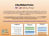 A Day Without Friction: Science Writing Prompt