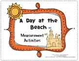 A Day at the Beach Measurement Activities