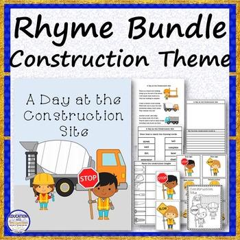 RHYME BUNDLE Construction Theme