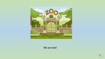 A Day at the Zoo - PowerPoint Presentation