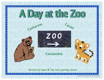 A Day at the Zoo, Starring the Letter C: Balanced Literacy & Math Unit