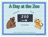 A Day at the Zoo, Starring the Letter C: Balanced Literacy