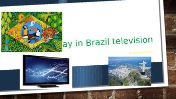 A Day in Brazil television