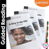 A Day in My Life: India- Differentiated Guided Reading with a Focus on Questions