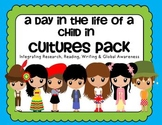 A Day in the Life.... Cultures Reading & Research Pack