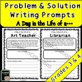 Problem and Solution Writing Prompts (Problems from the Specialists)