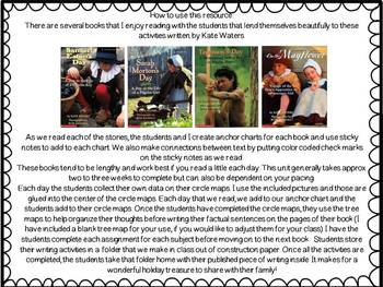 A Day in the Life of a Child In 1620- A Thanksgiving Writing Activity