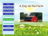 """""""A Day on the Farm"""" Language Game"""