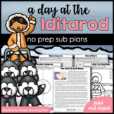 A Day with the Iditarod Mini-Unit   Distance Learning