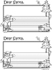 A+ Dear Santa ... Write A Letter To Santa Claus: Differentiated Writing Paper