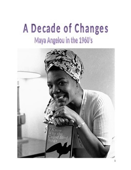 A Decade of Changes: A Play featuring Maya Angelou, Dr. King and Malcolm X