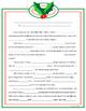 Christmas Creative Writing Activity - Common Core ELA W3 a thru e