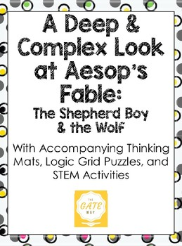 A Deep and Complex Look at Aesop's Fable: The Shepherd Boy and the Wolf