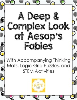 The BUNDLE: A Deep & Complex Look at Aesop's Fables