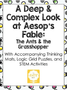 A Deep and Complex Look at the Aesop's Fable: The Ants and the Grasshopper